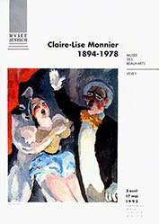 Anonym - Claire-Lise Monnier