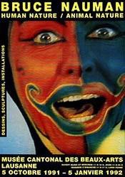 Anonym - Bruce Nauman