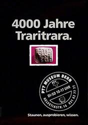 Anonym - 4000 Jahre Traritrara.