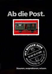 Anonym - Ab die Post.