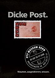 Anonym - Dicke Post.