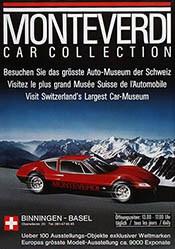 Anonym - Monteverdi Car Collection