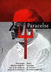 Bronimann Christine - Paracelse