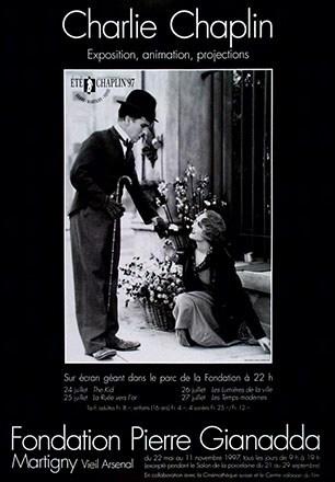 Anonym - Charlie Chaplin