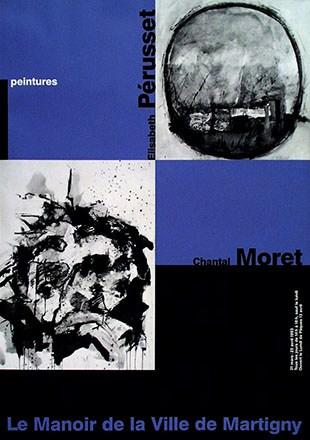 Anonym - Elisabeth Pérusset / Chantal Moret