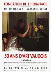 Anonym - 50 ans d' art Vaudois