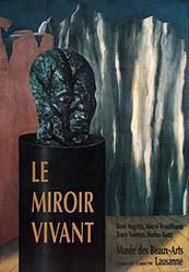 Anonym - Le miroir vivant