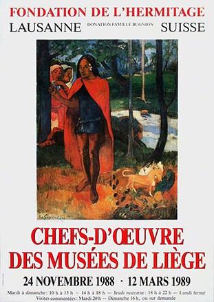 Anonym - Chefs-d'Oeuvre des Musées de Liege