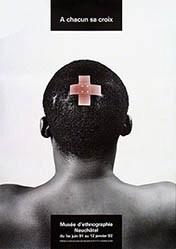 Anonym - A chacun sa croix