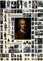 Bartelli Jérônimo - Jean-Jacques Rousseau