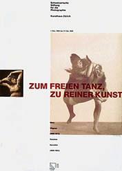 Binder Sandra - Zum freien Tanz zur reinen Kunst