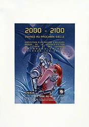Caza - 2000 - 2100 Voyage au prochain siècle