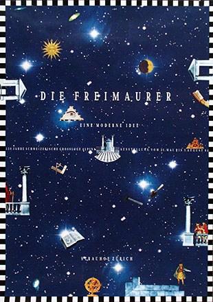Geissbühler Karl Domenic./Baer Susan - Die Freimaurer