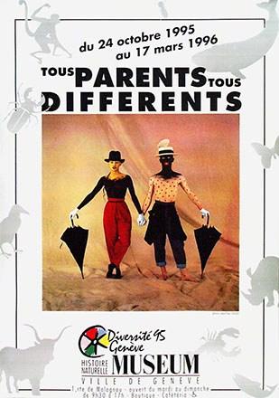 Goude Jean-Paul (Foto) - Tous parents touts differents