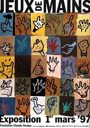 Reumann Helge - Jeux de mains