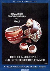 Reymond Yves G. - Ceramiques traditionelles du Mali