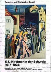 Voegelin Andreas F. - Ernst Ludwig Kirchner in der Schweiz
