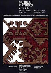 Zryd Werner - Teppiche aus dem Orient