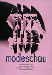 Anonym - Modeschau