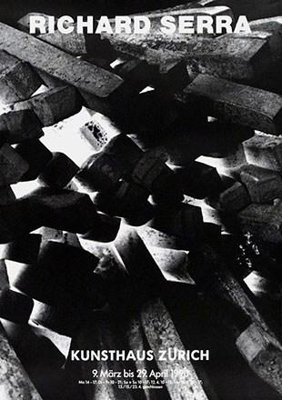 Szeemann Harald - Richard Serra