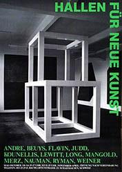 Anonym - Hallen für neue Kunst