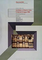 Müller Fridolin - Architektur in Gujarat, Indien