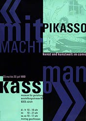 Fischbacher Roli - Mit Pikasso macht man kasso