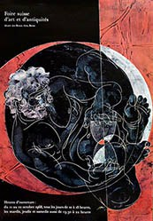 Erni Hans - Foire d'Art et d'Antiquites