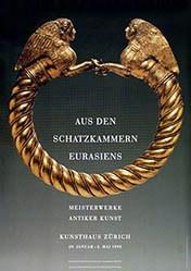 Waldvogel Heinz C. + Christa - Schatzkammern Eurasiens