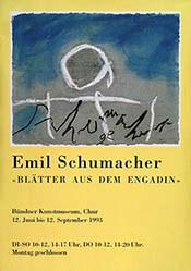 Anonym - Emil Schumacher