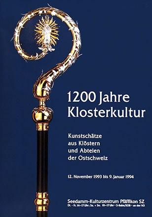 Anonym - 1200 Jahre Klosterkultur