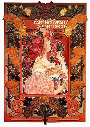 Jeker & Wille - de l'Art nouveau à l'Art déco