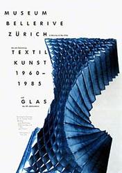 Odermatt Siegfried & Tissi Rosmarie - Textilkunst - Glas