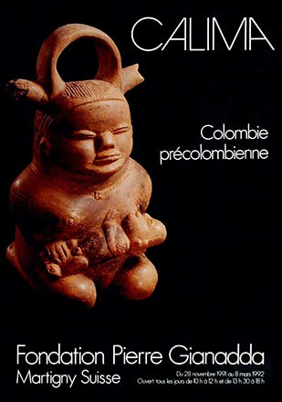 Anonym - Calima - Colombie précolombienne