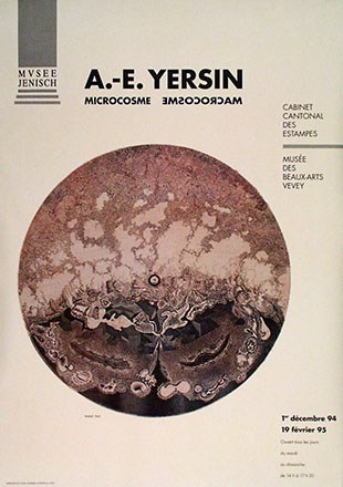 Anonym - A.- E. Yersin - Microcosme Macrocosme