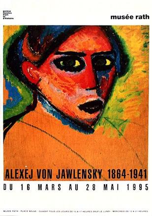 Anonym - Alexej von Jawlensky