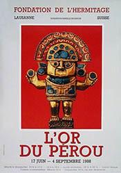 Anonym - L'Or du Perou