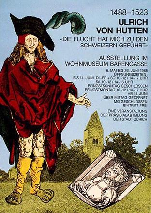 Anonym - Ulrich von Hutten