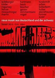 Gyssler Felix und Doris - Neue Musik aus Deutschland und der Schweiz