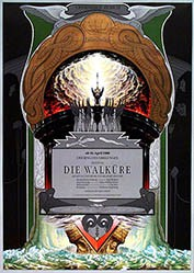 Geissbühler Karl Domenic - Die Walküre