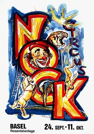 Anonym - Circus Nock