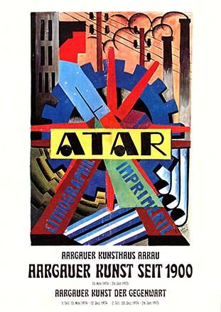 Anonym - Aargauer Kunst seit 1900