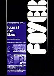 Kunstgewerbeschule Zürich - Kunst am Bau