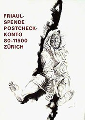 Erni Hans - Friaul-Spende
