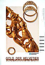 Anonym - Gold der Helvetier