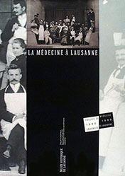 KZ Design - La Médecine à Lausanne
