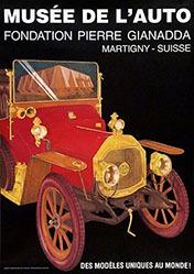 Gorret Marie-Antoinette - Musée de l'Auto