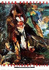 Blumenstein + Plancherel - Oskar Kokoschka