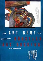 Bosshard Hans Rudolf - Zur Art brut der Gegenwart