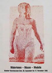 Createam - Malerinnen-Musen-Modelle